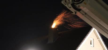 Hoogwerker van brandweer Rijssen weigert dienst bij schoorsteenbrand