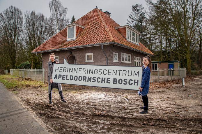 Herinneringscentrum Het Apeldoornsche Bosch bleek in trek tijdens Open Monumentendag .