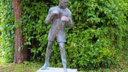 Provincie geeft standbeeld Cyriel Dellanoit in langdurige bruikleen aan Geraardsbergen