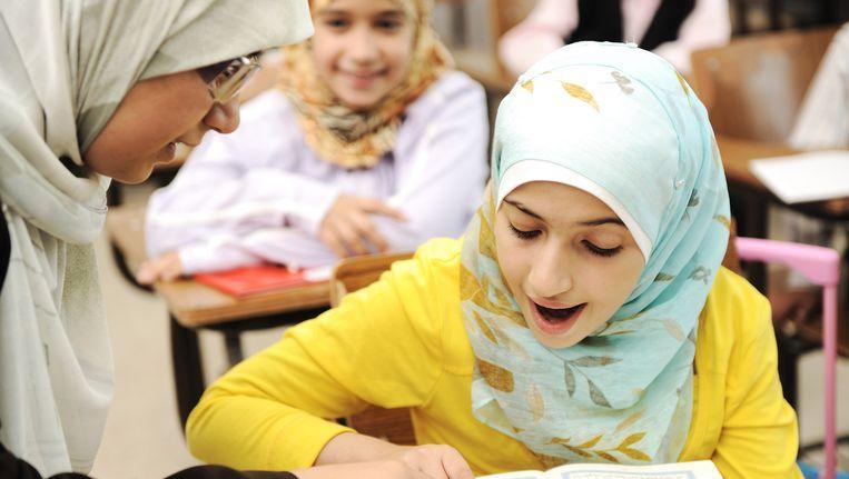 Een middelbare islamitische school in de stad lijkt verder weg dan ooit. Beeld Shutterstock