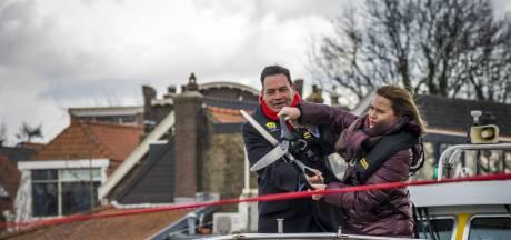 Minister: binnenvaart moet files verminderen tijdens wegwerk in de Rotterdamse regio