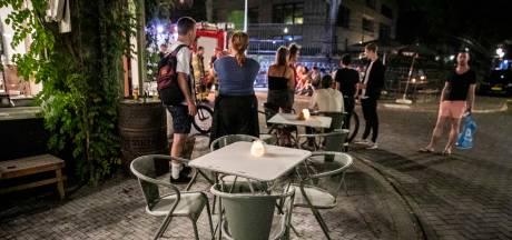 Belagers restaurant Sugar Hill sloegen ook elders in Arnhem toe met poederblussers