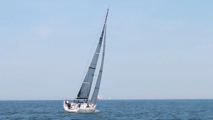 WK zeezeilen van start in Scheveningen