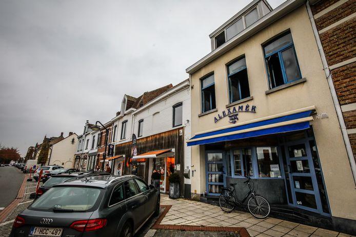 Alexamer is gevestigd in de Rijselstraat.