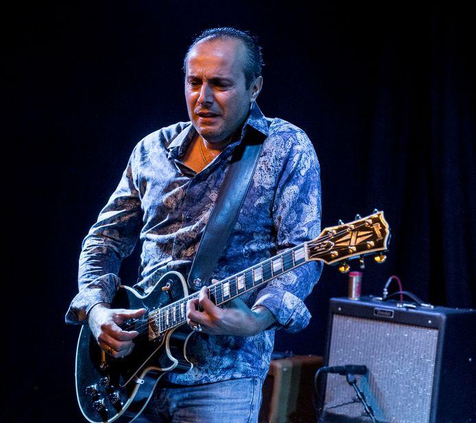 Jimi Barbiani speelt zaterdag in Oostburg.