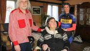 """MS-patiënt Paul (62) vindt verzorgster via Facebook: """"Dankzij Laura kwam ik voor het eerst in 2 jaar weer buiten"""""""