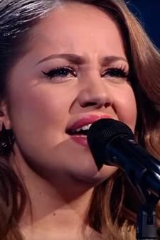 VIDEO | Pleun Bierbooms uit Nuenen naar finale The voice of Holland