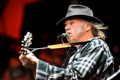 Neil Young baalt nog steeds dat Trump zijn muziek gebruikt