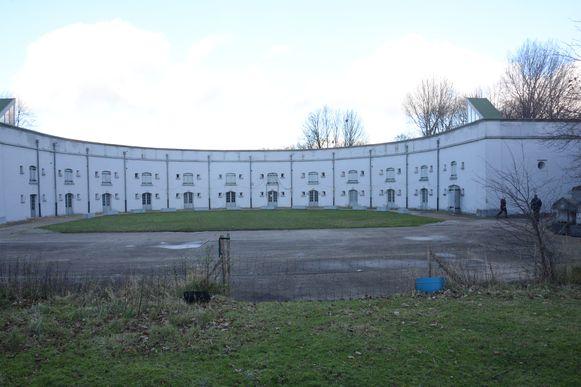 Het Fort Liefkenshoek kreeg vorig jaar meer dan 17.000 bezoekers over de vloer.