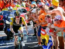 Nuenenaar Kruijswijk verovert harten met monsteraanval: 'De eenzame fietser, held van de dag'