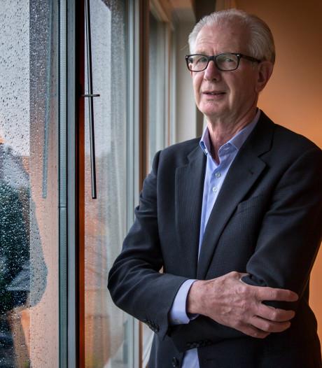 Vughtenaar Bert Oomen over 'Ze bouwen daarginds een concentratiekamp'