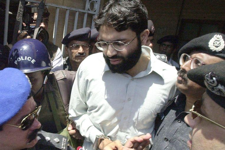 Pakistan vernietigt doodstraf Brit voor moord Daniel Pearl