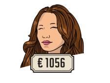 Johana (39): 'Veel mensen kiezen in het leven voor geld. Maar ik kies voor mijn geluk'