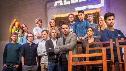 'Sorry Voor Alles', 'Down the Road' en 'Ge hadt erbij moeten zijn' genomineerd voor prestigieuze televisieprijs