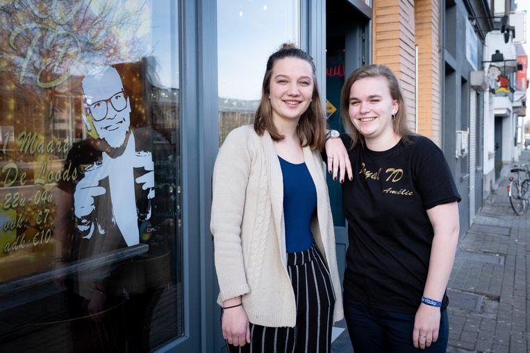 MECHELEN Amélie Ardoullie en Naomi Fallein organiseren de ROYal TD in De Loods voor medestudent Roy Kunnen