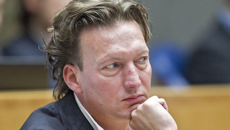 Kamerlid Tjeerd van Dekken stelt voor het bezoek aan Groningen te combineren met een werkbezoek. Beeld anp