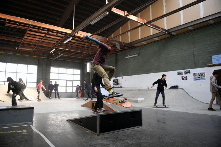 Pas als er vrijwilligers zijn, mag het skatepark open.