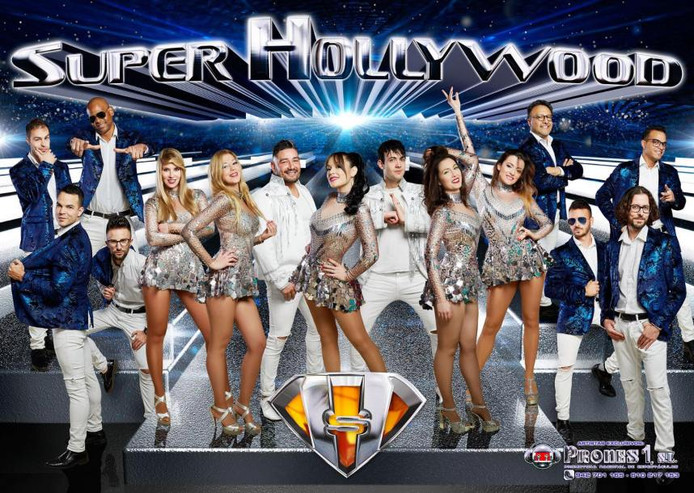"""Le groupe """"Super Hollywood"""""""