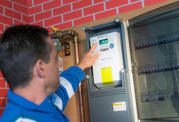 De slimme meter vertelt bijvoorbeeld op welk moment van de dag het goedkoopste is om uw wasmachine te gebruiken.