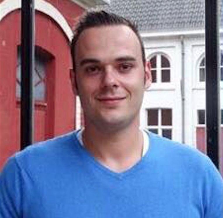 Bjorn De Vrieze (28) werd op 1 mei met een kruisboog vermoord door Jordy V.