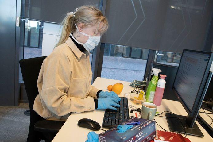 Het griepvirus heerst.