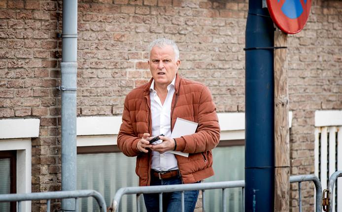 Peter R. de Vries ontving een boodschap van Ridouan Taghi, de meest gezochte crimineel van Nederland. De boodschap wordt vanavond getoond in de uitzending van RTL Boulevard.