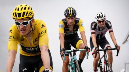 """Drie wijzen over ultrakorte bergrit Tour en wat er nog te gebeuren staat: """"Thomas gaat ook tijdrit nog winnen"""""""