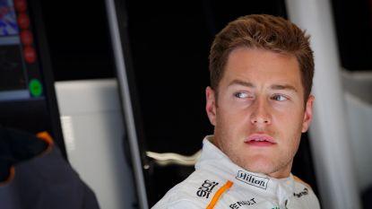 Stoffel Vandoorne verlaat McLaren na dit seizoen