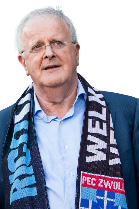 Voorzitter PEC Zwolle: Ik ben wel klaar met die discussie over kunstgras