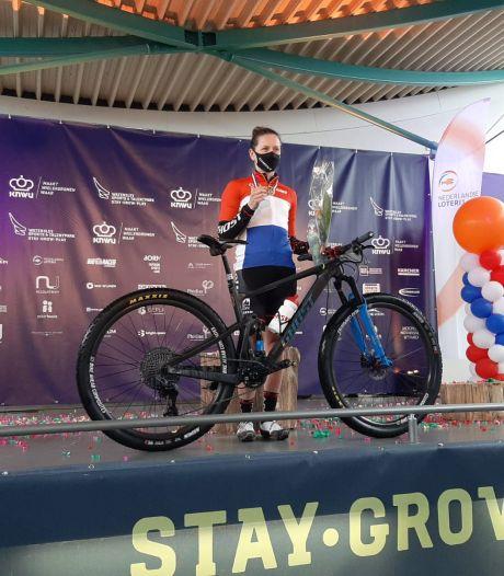 Nationale kampioenen naar WK en EK mountainbike