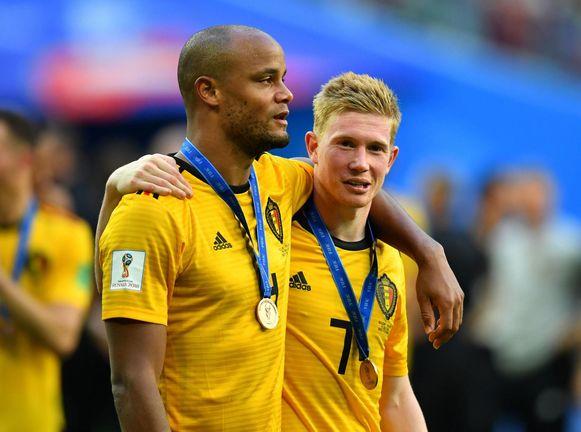 Samen met de bronzen medaille vorig jaar op het WK in Rusland.