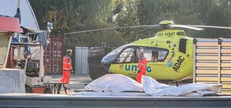 Man aan verwondingen overleden na bedrijfsongeval in Marknesse