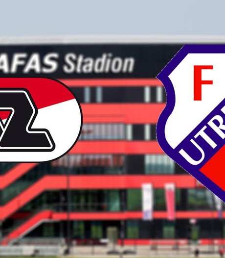 LIVE: AZ en FC Utrecht vechten om laatste Europese ticket