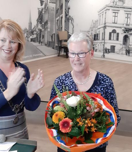 Ingrid Luttikhuis uit Hengelo koninklijk onderscheiden