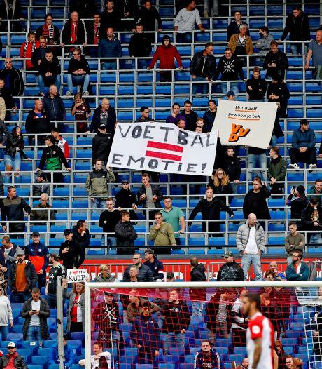 KNVB informeert clubs om 17.00 uur over maatregelen vanuit overheid