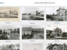 Oude foto's gemeente Kapelle online te zien en te downloaden