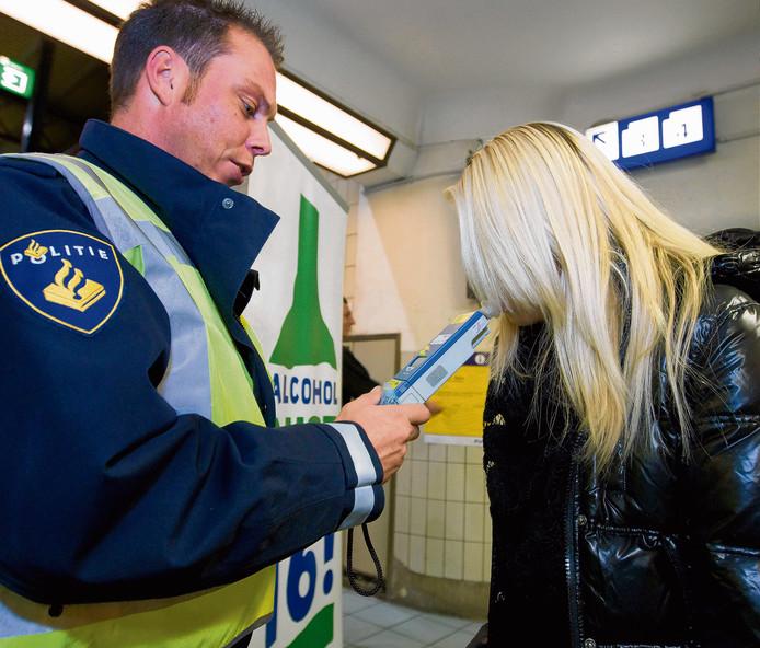 De scores bij de blaastesten in Heino liepen op tot 650 ug/l. Foto ter illustratie.