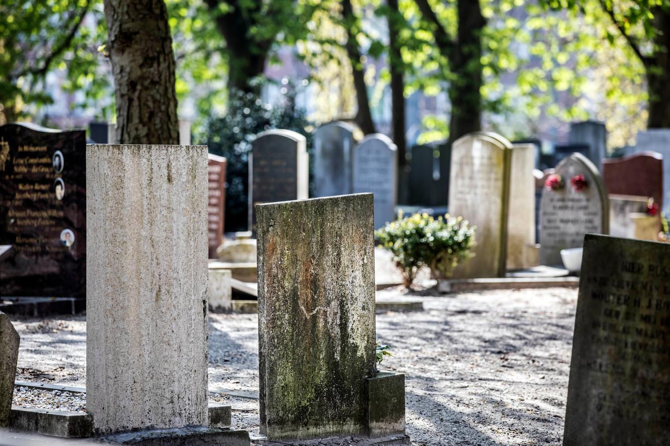 Begraafplaats Nieuw Eykenduynen in Den Haag.