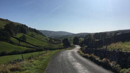 Door dit feeërieke landschap rijden Gilbert, Van Avermaet, Evenepoel en co op het WK in Yorkshire