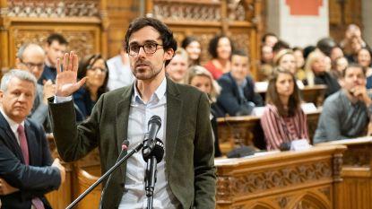 Kristof Calvo trekt Kamerlijst voor Groen