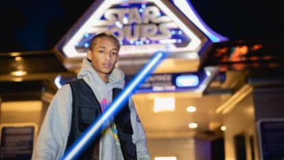 Zoon Will Smith trekt naar Star Wars-universum in Disneyland Paris