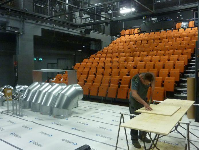 Theater De Lieve Vrouw in Amersfoort is een van de instellingen die steun kan verwachten.