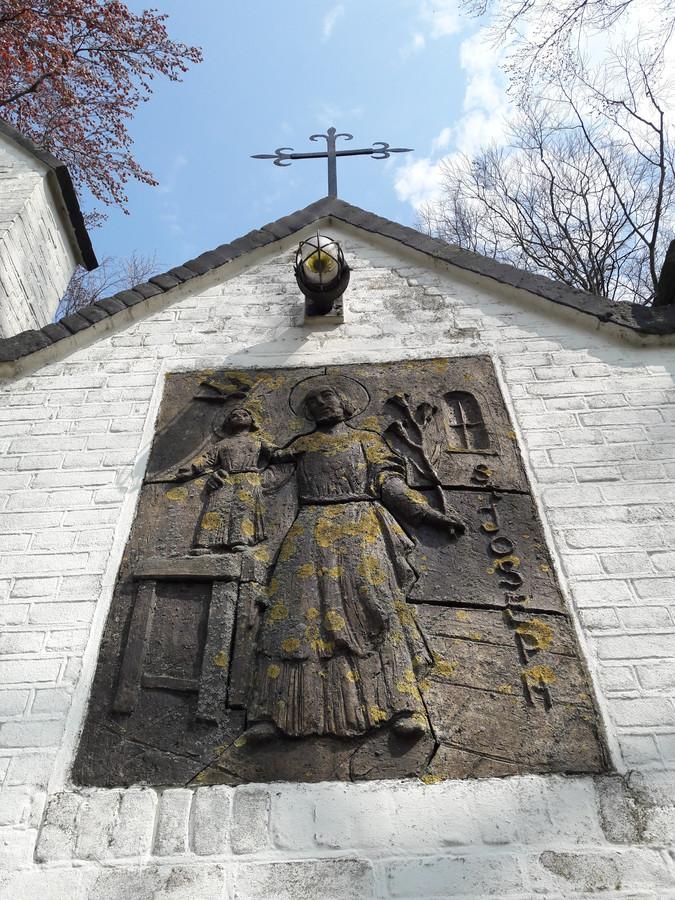 Het kapelletje van Westerwijk, buurtschap van Biest-Houtakker, is aan Jozef gewijd