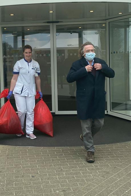 Genezen ic-patiënt: 'Drie dagen geleden kreeg ik weer zin in het leven'