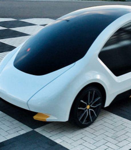 'Eindhoven krijgt eerste zelfrijdende deelauto's van Europa'