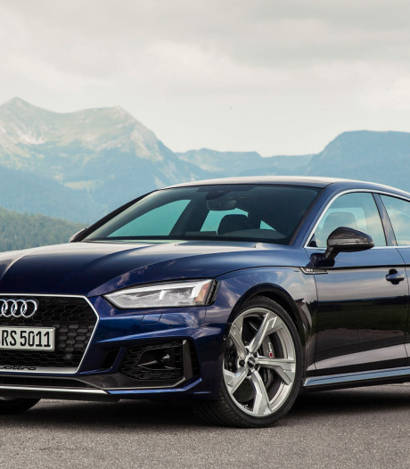 Audi RS5 Sportback: uitstervend ras