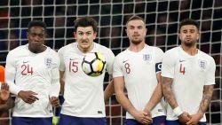 Nederland - Engeland 0-1: een B-film, af en toe met een komisch deuntje van Benny Hill onder. Hopelijk bespaarde Roberto Martínez zich de moeite
