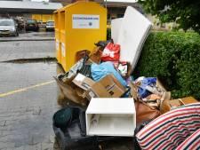De camera's werken! Afvalaso's dumpen minder afval bij milieu-eilanden in Hof van Twente