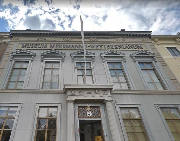 Museum Meermanno in Den Haag.