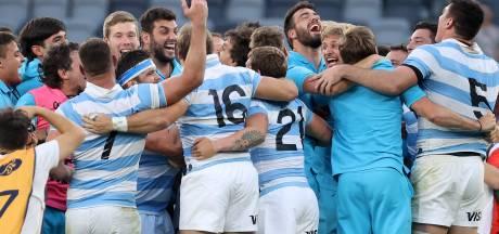 L'Argentine réalise un exploit XXL en battant les All Blacks pour la première fois de son histoire